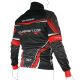 THERMAL JACKET CARBON STYLE RED