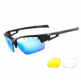 Sunglasses SILA EAGLE - Black
