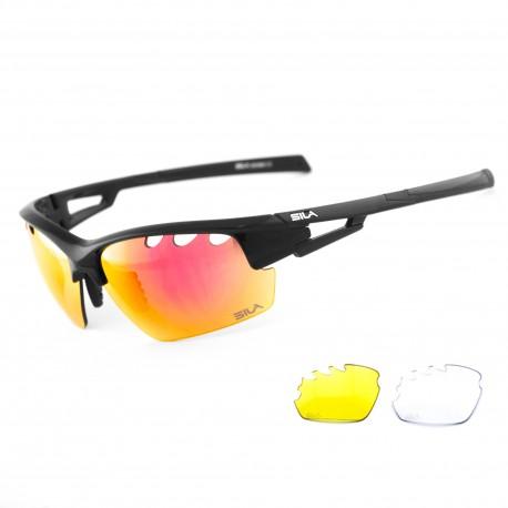 Sunglasses SILA EAGLE - Black