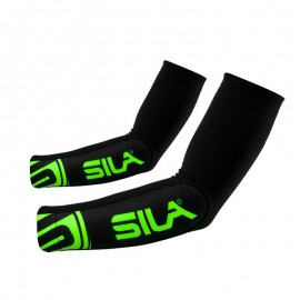 MANCHETTES THERMIQUES SILA FLUO STYLE 3 VERT