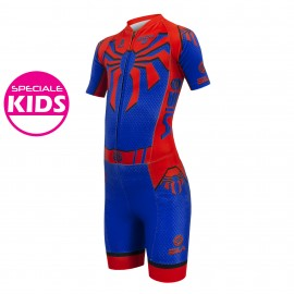 SKATING SUIT SILA HEROS STYLE GOLS SOLDIER - Short sleeves