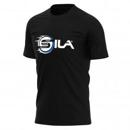 T-SHIRT SILA Speed Sports Creativity - BLACK