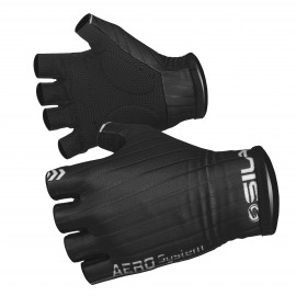 PRO AERO SHORT GLOVES SILA - BLACK