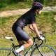CYCLING BIB SHORT SILA IRON STYLE 2.0 - ORANGE