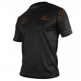 RUNNING JERSEY IRON STYLE 2.0 ORANGE