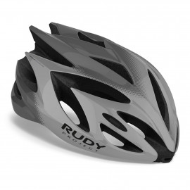HELMET RUDY PROJECT RUSH - WHITE / SILVER