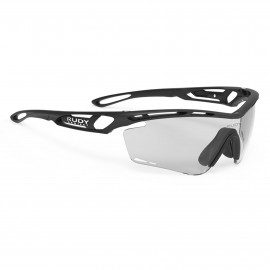 SUNGLASSES RUDY PROJECT TRALYX SLILM BLACK PINK - GLASSES PHOTOCHROMIQUE