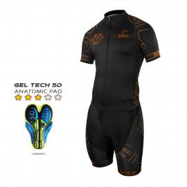 PACK ÉTÉ Cyclisme - SILA IRON STYLE 2.0 ORANGE