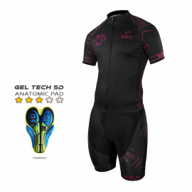 PACK ÉTÉ Cyclisme - SILA IRON STYLE 2.0 ROSE