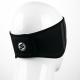 CACHE OREILLES THERMIQUE SILA - Origine style Noir / Blanc