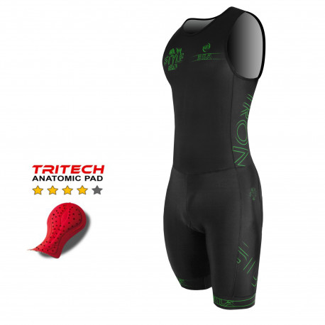 TRISUIT IRON STYLE 2.0 GREEN