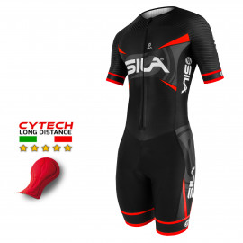 TRI SUITS PRO AEROLITE SILA TEAM - RED - Ss