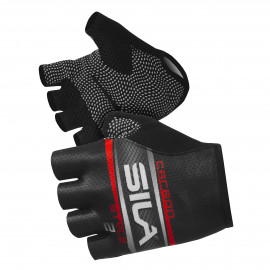 GANTS COURTS SILA CARBON STYLE 2 - ROUGE