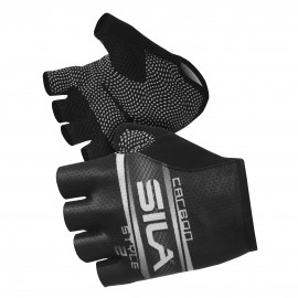 GANTS COURTS SILA CARBON STYLE 2 - BLANC
