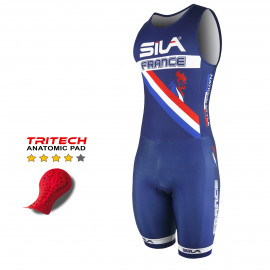 TRI SUITS SILA NATION STYLE 2 FRANCE - SL