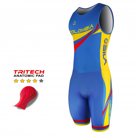 TRISUIT NATION STYLE 2 - COLOMBIA