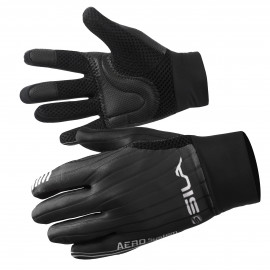 LONG GLOVES MTB SILA - PRO AERO Black