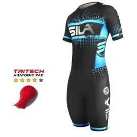 TRI SUITS SILA PULSE STYLE BLUE SKY - SS