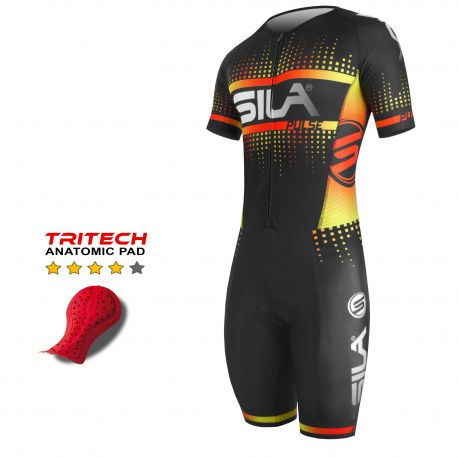 TRI SUITS SILA PULSE STYLE RED FIRE - SS