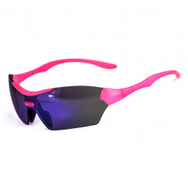 SUNGLASSES SILA TIGRO - PINK - PURPLE LENSES