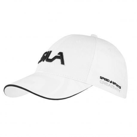 ADULT CAP LIFESTYLE SILA WHITE XL