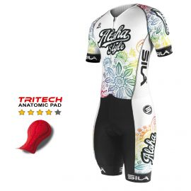 TRI SUITS PRO SILA ALOHA STYLE WHITE MULTICOLORS - SS