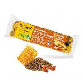 Organic Flax Protein & Kasha cereal bar