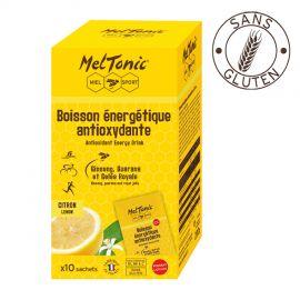 Box of 5 Organic honey & goji berries - Energy bar