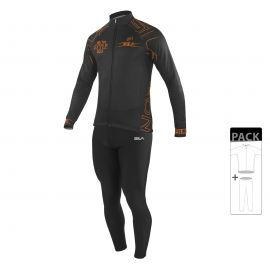 PACK ECHAUFFEMENT IRON STYLE 2.0 - ORANGE