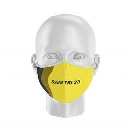 Masque Barrière SAM TRI 23 - Réutilisable et lavable