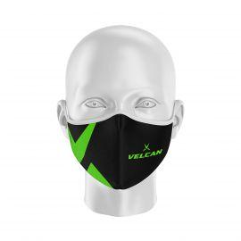 Masque Barrière VELCAN - Réutilisable et lavable