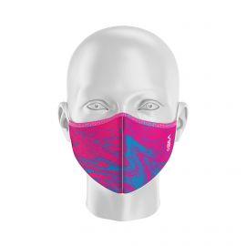 Masque de Protection SILA HEXAGON BLEU - Réutilisable et lavable