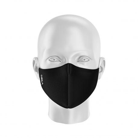 Masque de Protection SILA PRIME NOIR - Réutilisable et lavable