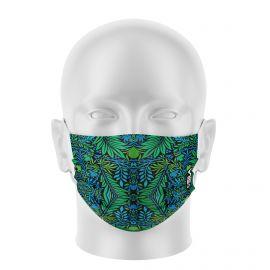 Masque de Protection SILA FLOWER - Réutilisable et lavable