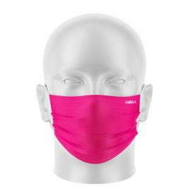 Masque de Protection PRIME Rose - Réutilisable et lavable
