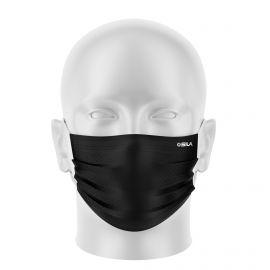 Masque de Protection PRIME Noir - Réutilisable et lavable