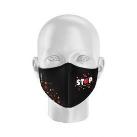 Masque de Protection SILA STOP COVID - Réutilisable et lavable