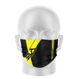 Masque de Protection SILA FLUO Style JAUNE - Réutilisable et lavable