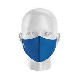 LOT Masques de Protection PRIME Bleu - Réutilisable et lavable - Forme Coquille