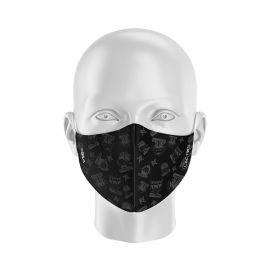 Masque de Protection SILA LACTIKS FUN - Réutilisable et lavable