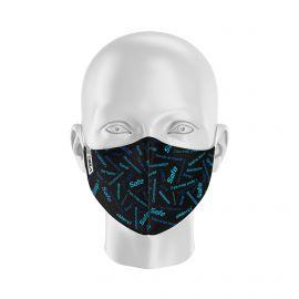 Masque de Protection SILA SAFE BLEU - Réutilisable et lavable