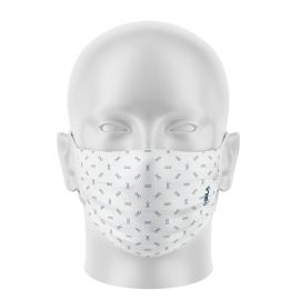 Masques de Protection BOWTIE BLANC - Réutilisable et lavable