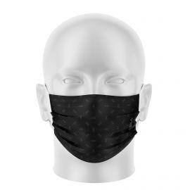 Masques de Protection BOWTIE NOIR - Réutilisable et lavable