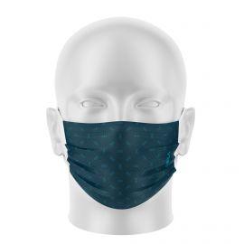 Masques de Protection BOWTIE BLEU - Réutilisable et lavable