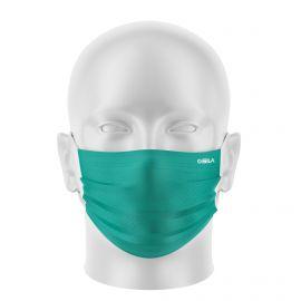 LOT Masques de Protection PRIME Bleu marine - 3 couches - Réutilisable et lavable