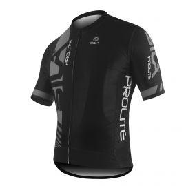 JERSEY PRO AERO SILA TEAM BLACK- Short sleeves