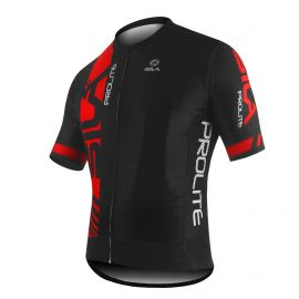 MAILLOT PROLITE SILA ROUGE - Manches courtes