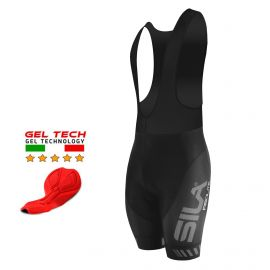 CYCLING BIBSHORT SILA CARBON STYLE 2