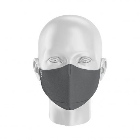 Masque de Protection SILA GLASS BLANC - Forme Ergo - 2 couches - Réutilisable et lavable