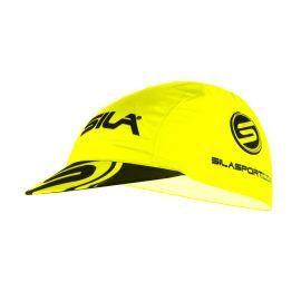 CYCLIST CAP SILA-FLUO YELLOW